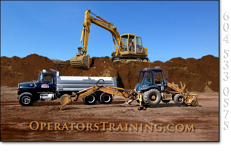 Heavy Equipment Operators Training