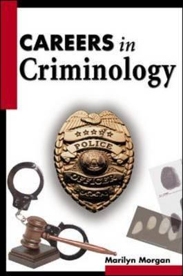 Available jobs in Criminology