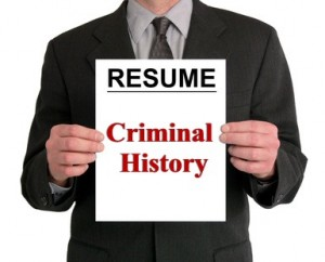 Criminal Record Seeking Employment